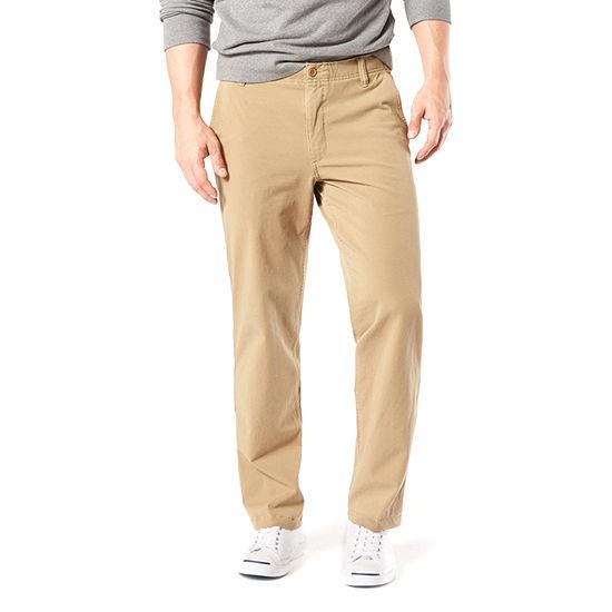 Dockers® Straight Fit Downtime Khaki Smart 360 Flex Pants D2
