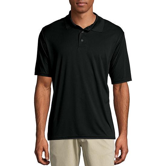 Hanes Mens CoolDri Lightweight Polo Shirt