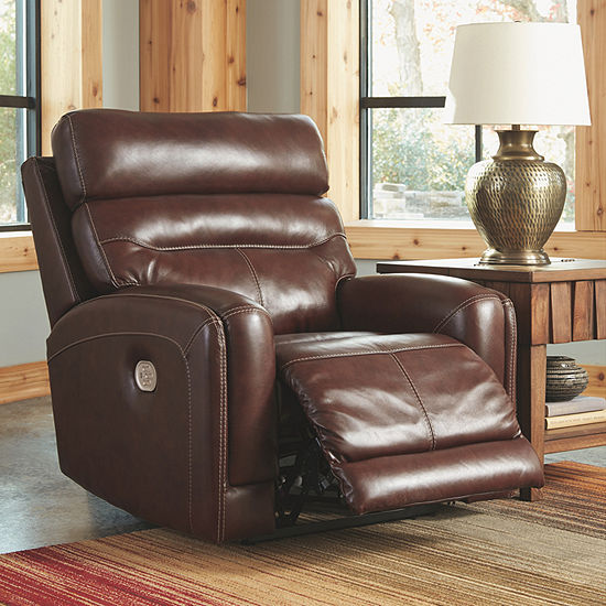 Signature Design by Ashley® Sessom Track-Arm Recliner