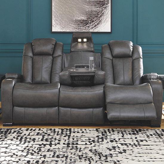 Signature Design by Ashley® Turbulance Track-Arm Sofa