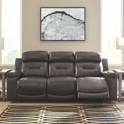 Signature Design by Ashley® Pomellato Pad-Arm Sofa