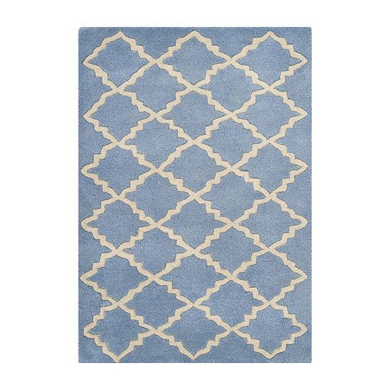 Safavieh Velasco Geometric Hand Tufted Wool Rug