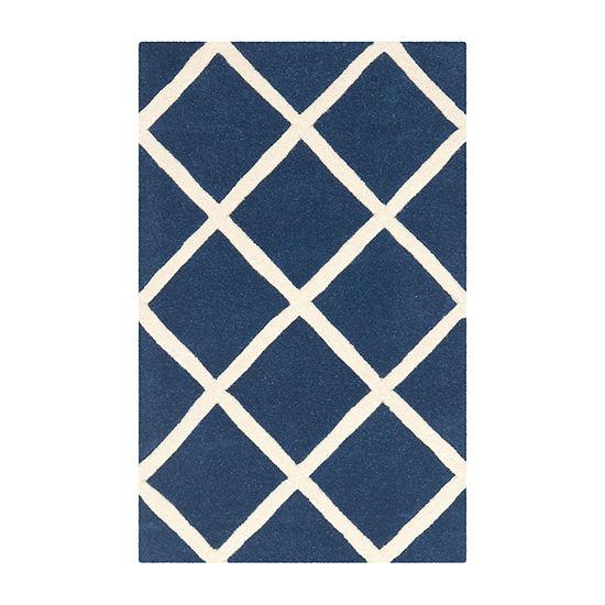 Safavieh Jayma Geometric Hand Tufted Wool Rug
