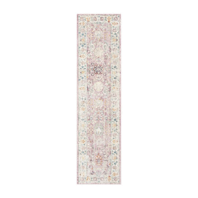 Safavieh Illusion Collection Naira Oriental RunnerRug