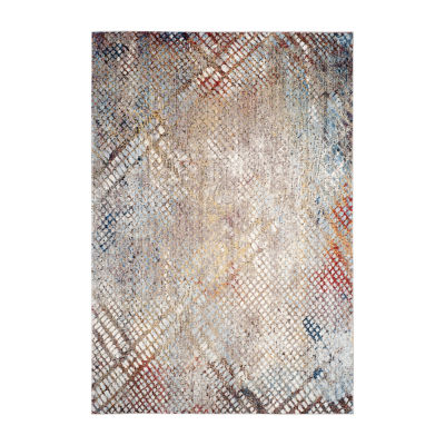 Safavieh Monray Collection Boyce Geometric SquareArea Rug