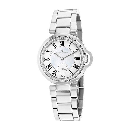 Christian Van Sant Womens Bracelet Watch Cv0230