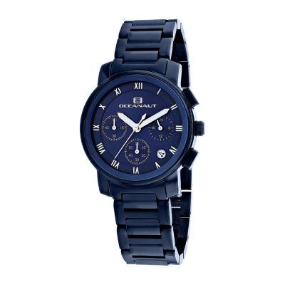 Oceanaut Womens Blue Bracelet Watch-Oc0630