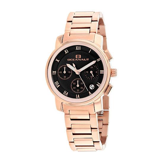 Oceanaut Womens Rose Goldtone Stainless Steel Bracelet Watch - Oc0633