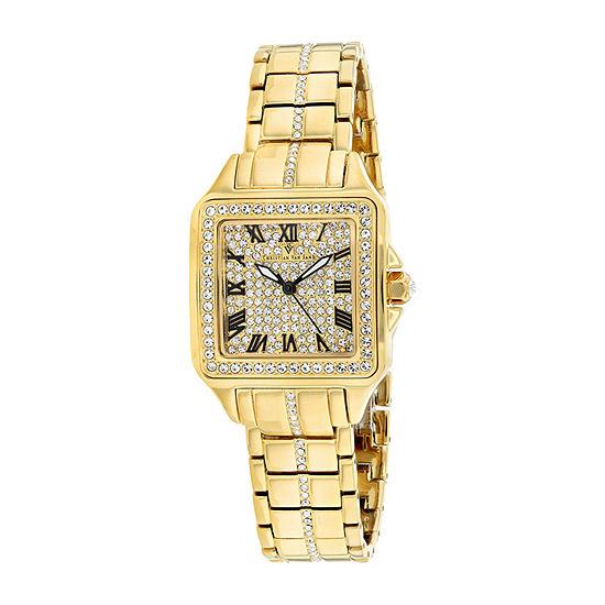 Christian Van Sant Womens Bracelet Watch Cv4621