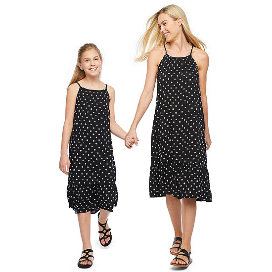 Mommy and me Peyton & Parker Black Dot Collection