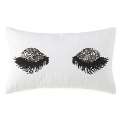 Home Expressions Rectangular Throw Pillow