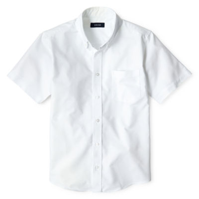 IZOD® Short Sleeve Oxford Shirt - Preschool Boys 4-7