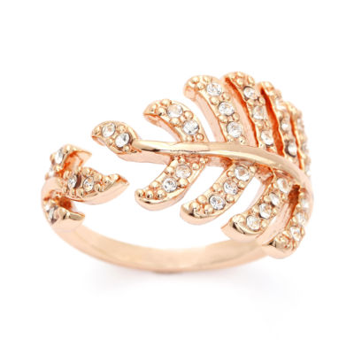 Sparkle Allure Yellow Cluster Ring