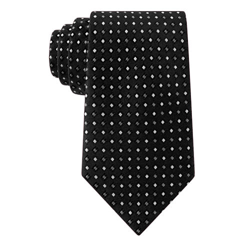 Stafford Lakeside Neat Tie,Boardroom Neat Tie