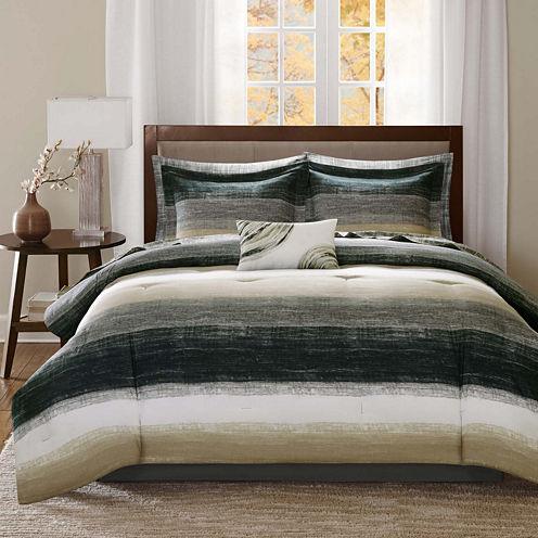 Madison Park Essentials Barret Comforter Set