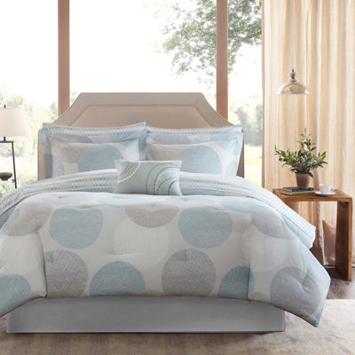 Madison Park Essentials Covina Comforter Set