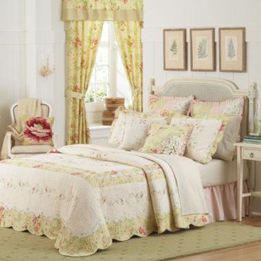 jcpenney.com | MaryJane's Home Prairie Bloom Bedspread & Accessories