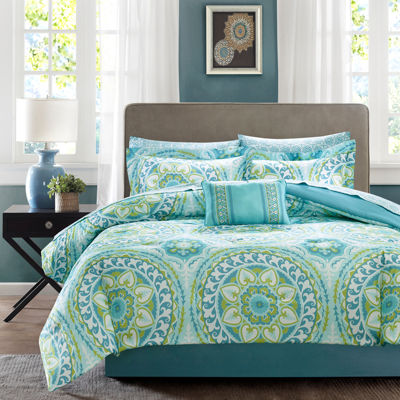 Madison Park Orissa Bedding Ensemble
