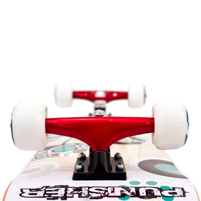 "Punisher Skateboards Essence 31.5"" ABEC-7 Complete Skateboard"