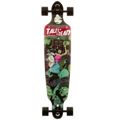 """PUNISHER® Skateboards Tales of the Dead 40"""" Longboard"""