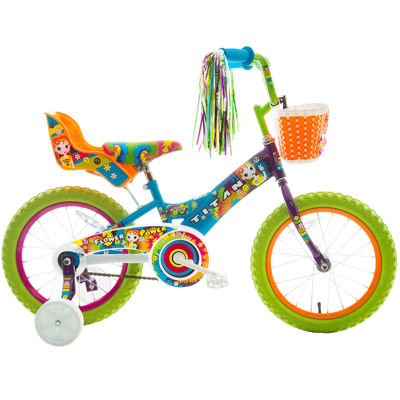 Titan® Flower Power Princess Girls' BMX Bike