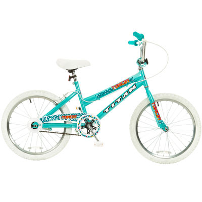 "Titan® Tomcat Girls 20"" BMX Bike"""