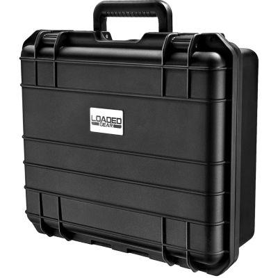 Loaded Gear HD-300 WT Protective Hard Case w/ Foamand Strap