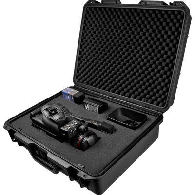 Loaded Gear HD-400 WT Protective Hard Case w/ FoamStrap and Dividers