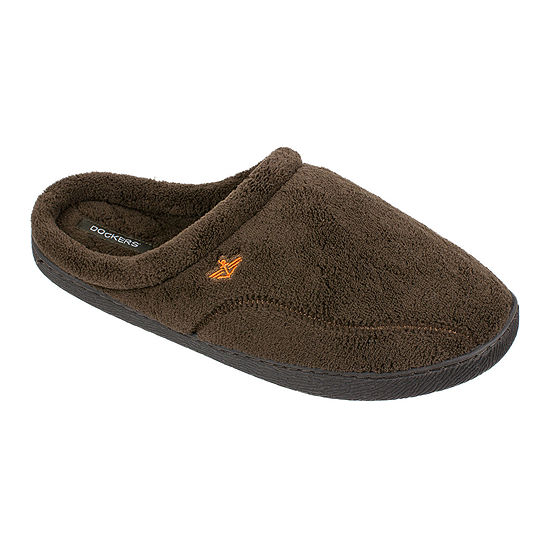 Dockers® Terry Clog Slippers