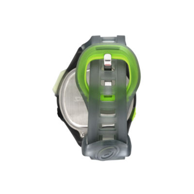 Asics AR08 Night Run Gray Strap Watch-CQAR0807Y