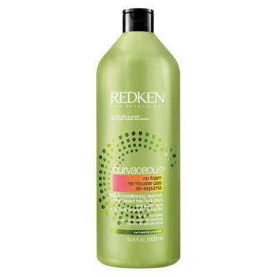 Redken Curvaceous No Foam Shampoo - 33.8 oz.