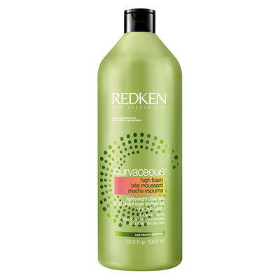 Redken Curvaceous High Foam Shampoo - 33.8 oz.