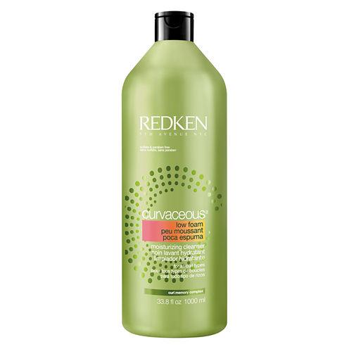 Redken Curvaceous Low Foam Shampoo - 33.8 oz.