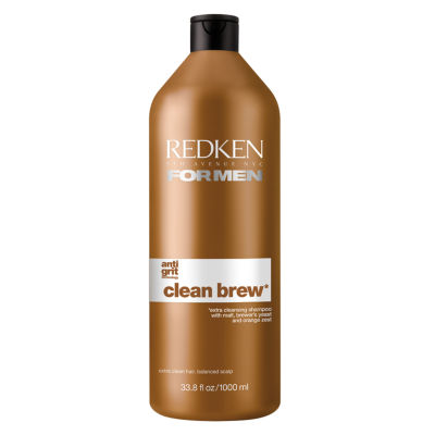 Redken For Men Clean Brew Shampoo - 33.8 oz.