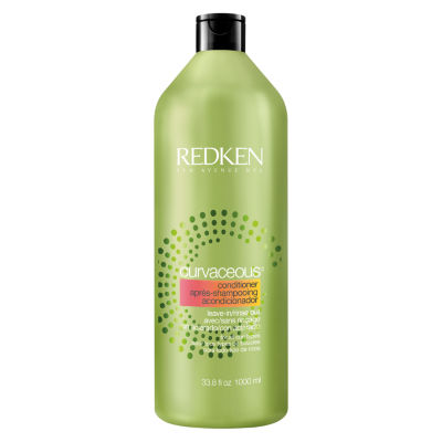 Redken Curvaceous Conditioner - 33.8 oz