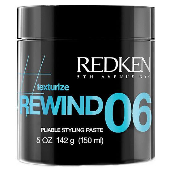 Redken Texturize Rewind 06 Hair Paste-5 oz.