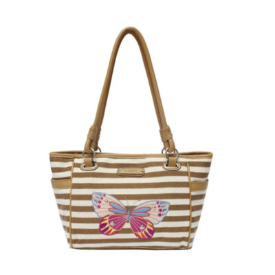Rosetti Savannah Garden Double Handle Tote Bag