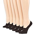 Xersion 6 Pair Liner Womens