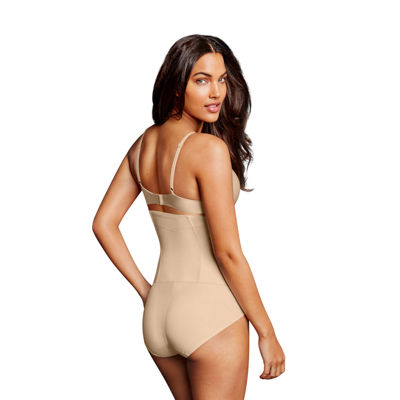 Maidenform Firm Foundations Waist Nipping Firm Control Control Briefs - DM5003