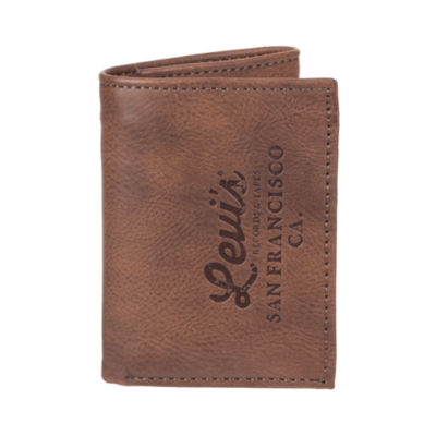 Levi's Mens Tri Fold Wallet