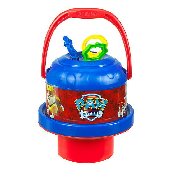 Paw Patrol No-Spill Bubble Bucket