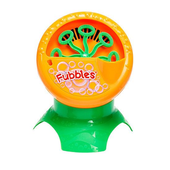 Fubbles® Bubble Blastin' Machine: Orange
