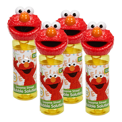 Little Kids 3-pc. Sesame Street Water Toy