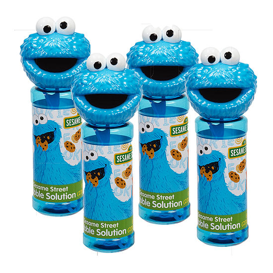 Little Kids 3-pc. Sesame Street Water Toy