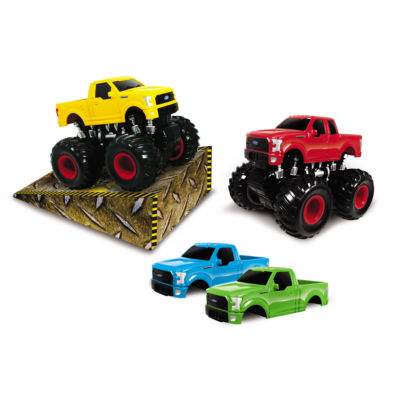 Jam'N Products 5-pc. Car