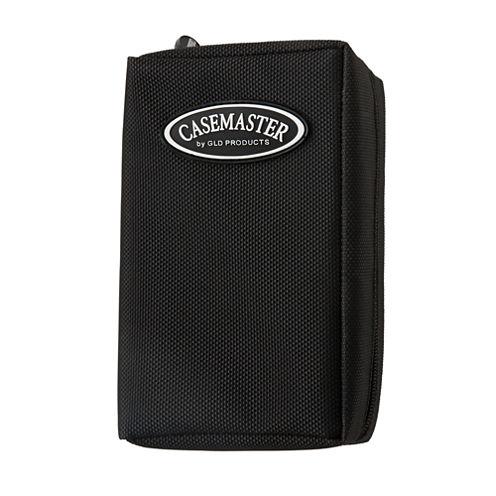 Casemaster Elite Jr Black Nylon Dart Case