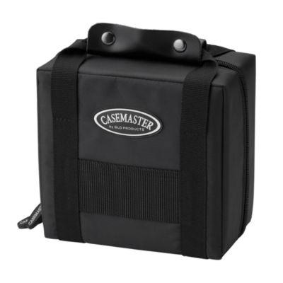 Casemaster Elite Black Nylon Dart Case