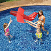Swimline Red Airplane Glider Inflatable Pool Toy