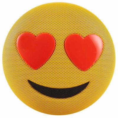 Jamoji Love Struck Emoji Wireless Bluetooth Speaker