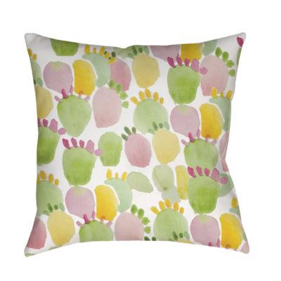 Decor 140 Opuntia Square Throw Pillow